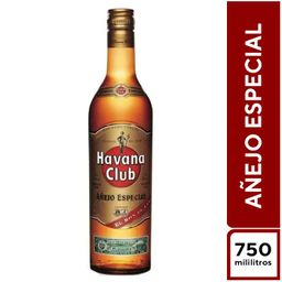 Havana Club  Añejo Especial 750 ml