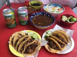 Tacos y Consomé 1 L
