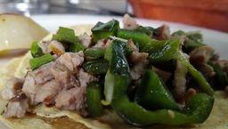Taco de Alambre