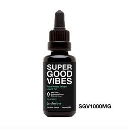 Good Vibes Tintura de Cáñamo CBD (1000 mg)
