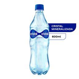 Cristal Mineral 600 ml