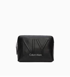 CK SPW Accessories & Handbags Women Cosmetiquera con Logotipo