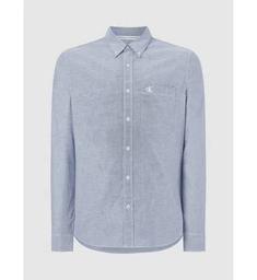 CK Jeans MEN Camisa Slim fit Bolsillo-J30J315669-Chw