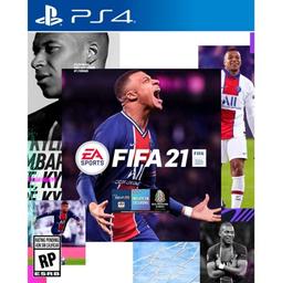 EA Videojuego Para Ps4 Fifa 21