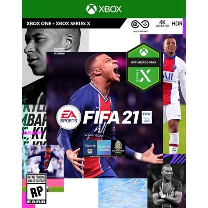 EA Videojuego Para Xbox One Fifa 21