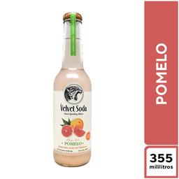 Velvet Soda Pomelo 355 ml