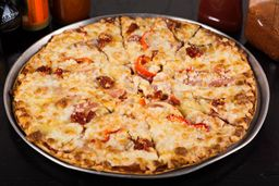 Pizza Margarita 2