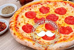Pizza de Pepperoni y Queso