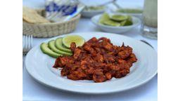 Tacos Salteados Campechanos