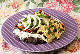 Chilaquiles Fitos (muy Picantes)