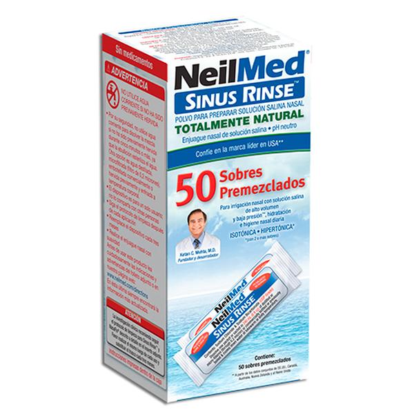 Comprar Neil Med Solución Isotónica Sinus Rinse