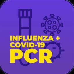 Prueba COVID-19 + Influenza por PCR