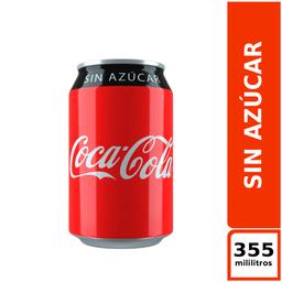 Coca-Cola Sin Azúcar 335 ml