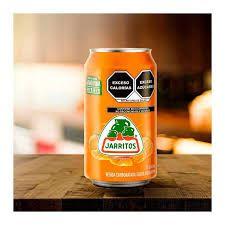 Jarritos Naranja 355 ml