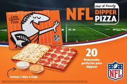 NFL Dipper Pizza