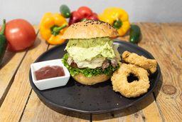 Burger Arrachera Avocado