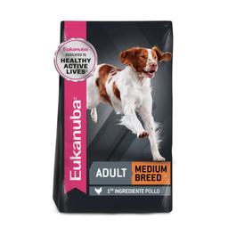 Eukanuba Alimento Seco Adult Medium Breed 7.3 Kg - Perro Adulto