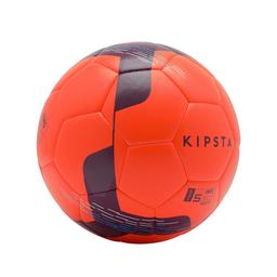 Kipsta Balón de Fútbol F500 Híbrido Talla 5 Rojo