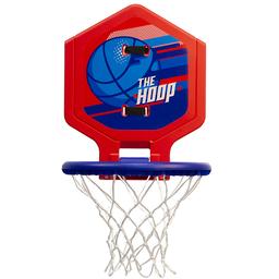 Tarmak Canasta de Basketball The Hoop 500 Balón Azul Rojo