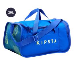 Kipsta Maleta Deportiva Kipocket Azul y Amarilla