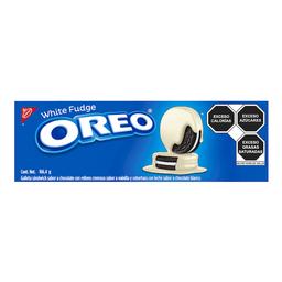 Oreo Galletas White Fudge