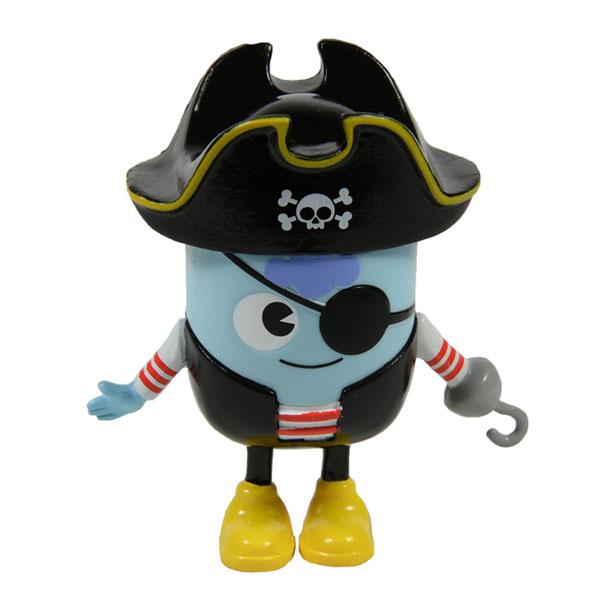 Mumuso Muñeco de Pirata Color Bronce