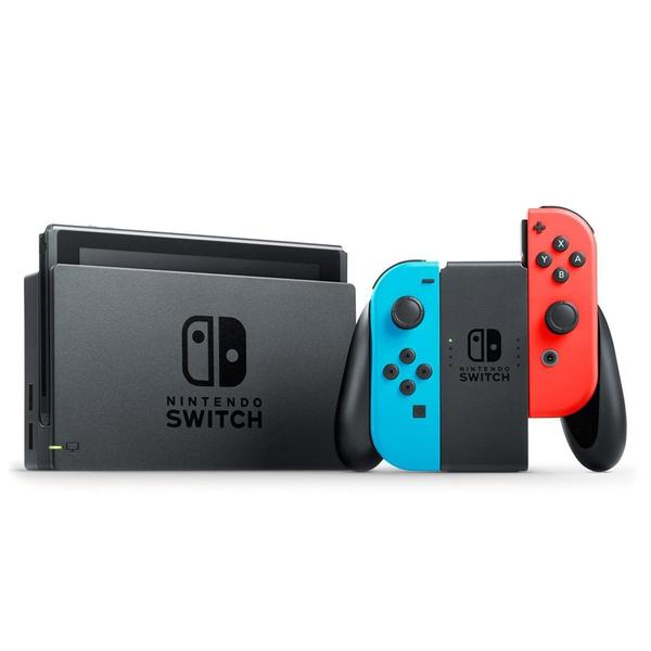 Nintendo Consola Switch Neón 1.1