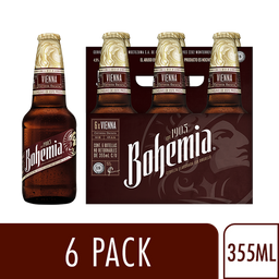 Bohemia Vienna Cerveza Obscura