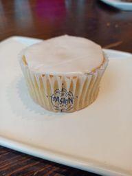 Muffin glaseado