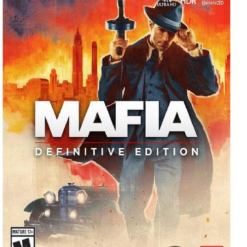 Take Two Videojuego Para Xbox One Mafia Defenitive Edition