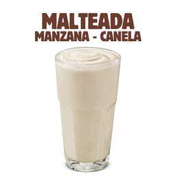 Malteada Manzana Canela