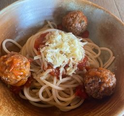 Spaguetti And Meat Balls Kids