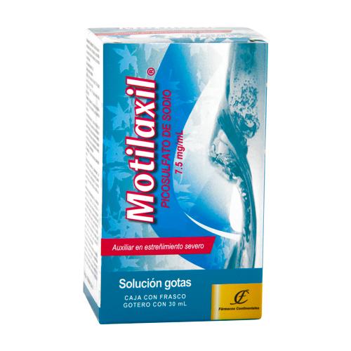 Comprar Motilaxil Picosulfato Sodio Fco Sol 30Ml