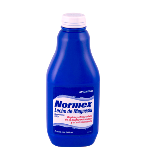 Comprar Normex Hidroxido Magnesio Susp