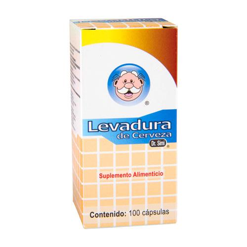 Comprar Dr. Simi Levadura De Cerveza 100Cap