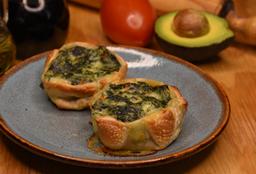 Empanada C  Espinaca con Gorgonzola