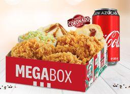 Megabox Pollo Coronado
