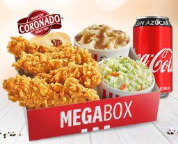 Megabox 4 Ke - Tiras Coronado