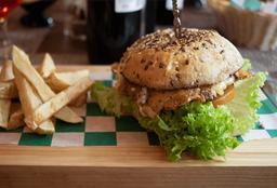 Hamburguesa Portobello