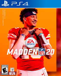 Playstation 4 Videojuego MaddenNfl20