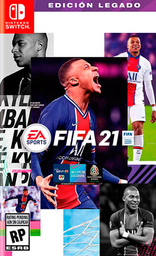 Videojuego Fifa 21