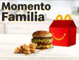 McNuggets 10, Cajita Feliz, Big Mac