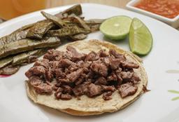 3 Tacos Bistec
