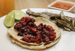 3 Tacos Longaniza