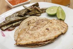 3 Tacos Pechuga