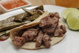 3 Tacos Arrachera