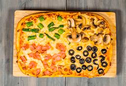 Pizza Cuatro Estaciones