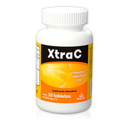 Comprar Xtrac Xtra C Suplemento Alimenticio