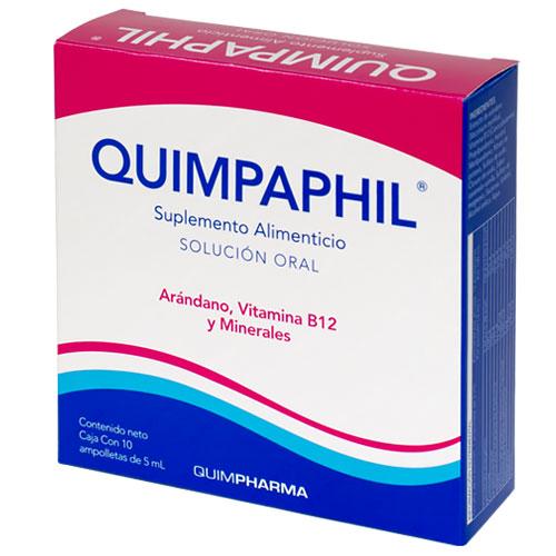 Comprar Vitamina B12/Minerales 5Ml 10Amp