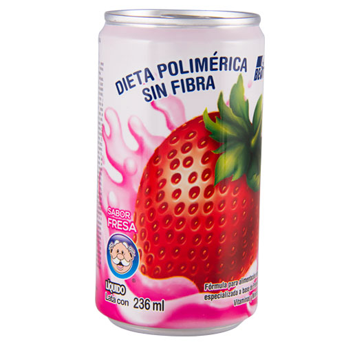 Comprar Dieta Polim S/Fibra Fresa 236Ml